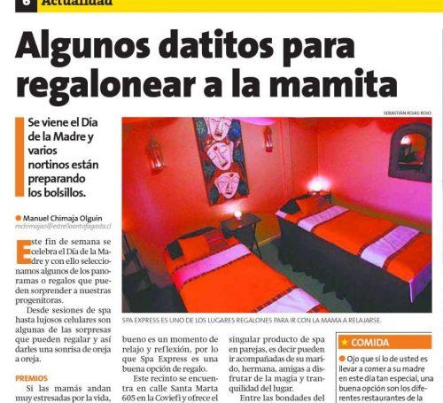 Diario la estrella de Antofagasta